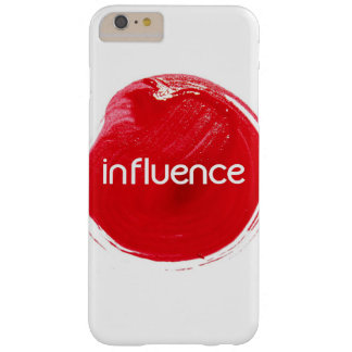 white with logo founds iphone 6 influence barely there iPhone 6 plus case