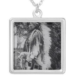 White Wolf, a Comanche Chief, c.1891-98 Custom Necklace
