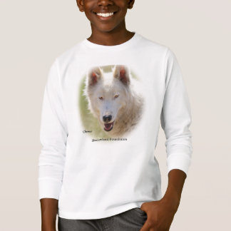 White Wolf Kids T-Shirt