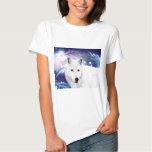 White wolf shirts