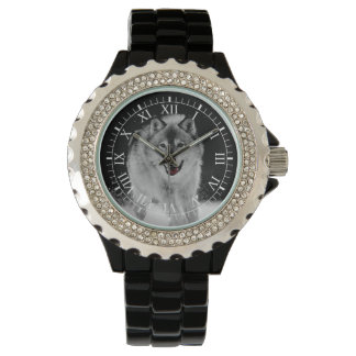 White Wolf Wristwatch