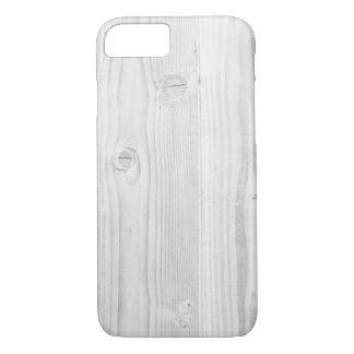 White Wood iPhone 8/7 Case