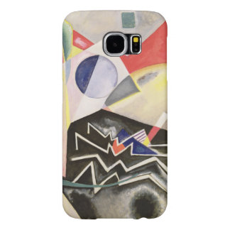 White Zig-Zags, 1922 Samsung Galaxy S6 Cases