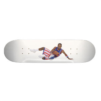 whitebackground, Ant Atkinson Custom Skate Board