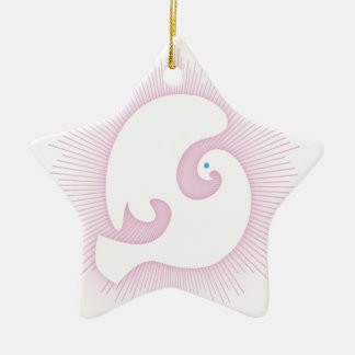 Whitedove Sanctuarium Ornament