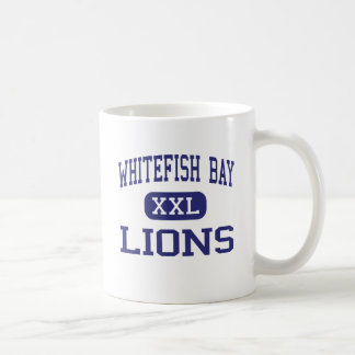 Whitefish Bay Lions Middle Milwaukee Coffee Mug