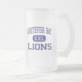 Whitefish Bay Lions Middle Milwaukee Mug