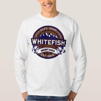 Whitefish Logo Vibrant T-Shirt