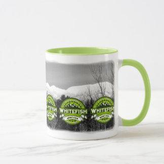 Whitefish Scenic Mug Green