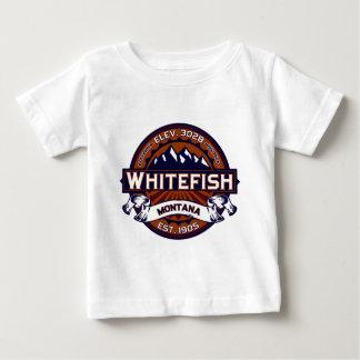 Whitefish Vibrant Baby T-Shirt