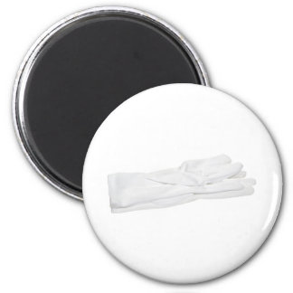 WhiteGloves082909 6 Cm Round Magnet