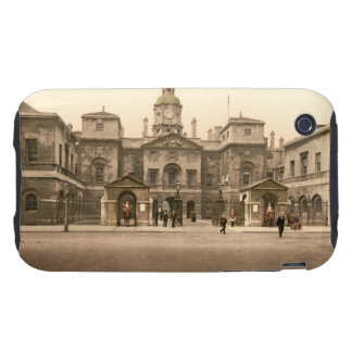 Whitehall, Horse Guards, London, England Tough iPhone 3 Case