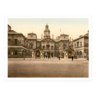 Whitehall - Horse Guards, London, England Postcards