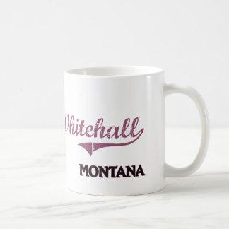 Whitehall Montana City Classic Coffee Mugs