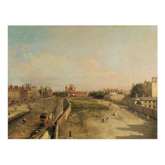 Whitehall Postcard