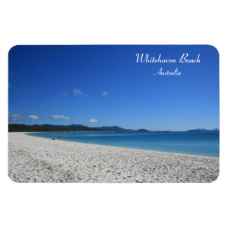 Whitehaven Beach, Queensland, Australia - Magnet