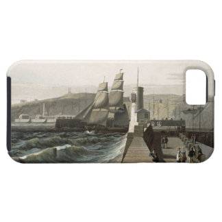 Whitehaven, Cumberland, from 'A Voyage Around Grea iPhone 5 Case