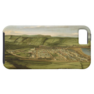 Whitehaven, Cumbria, Showing Flatt Hall, c.1730-35 Case For The iPhone 5