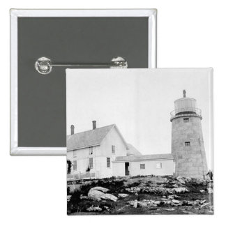 Whitehead Lighthouse Pinback Button