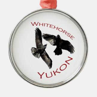Whitehorse, Yukon Christmas Ornament
