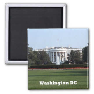 Whitehouse Washington DC Magnet