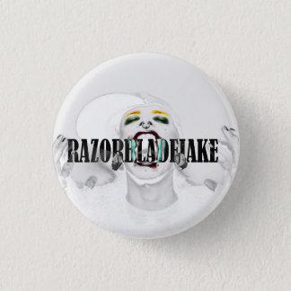 """""""Whiteout"""" RazorBladeJake Pin"""