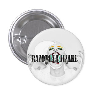 """Whiteout"" RazorBladeJake Pin"