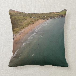 Whitesands Bay Pembrokeshire Wales Cushion