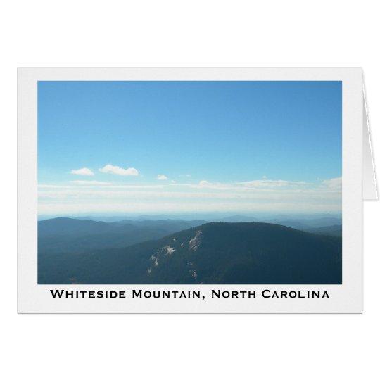 Whiteside Mountain (Title) Card