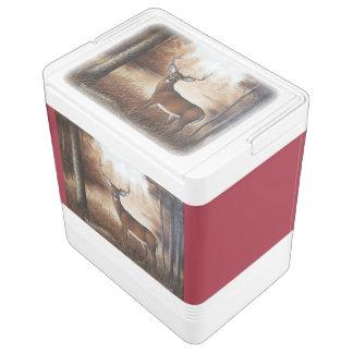 Whitetail Buck Igloo Cool Box