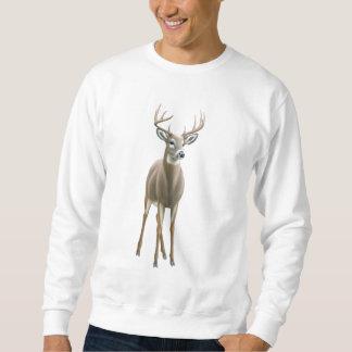 Whitetail Buck Sweatshirt