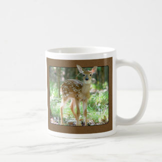 Whitetail Deer Fawn Mug