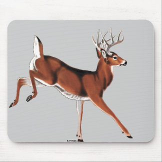 Whitetail Deer Mouse Pad