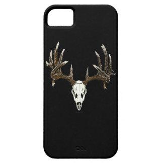 Whitetail deer skull iPhone 5 case