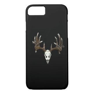 Whitetail deer skull iPhone 8/7 case