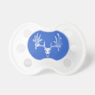 Whitetail deer skull w dummy