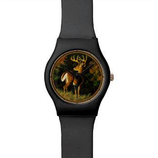 Whitetail Deer Trophy Buck Hunting Watch