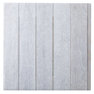 Whitewashed Old Weathered Wood Background Wooden Tile