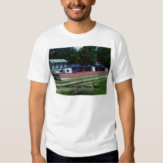 Whitewater Canal Boat Shirts