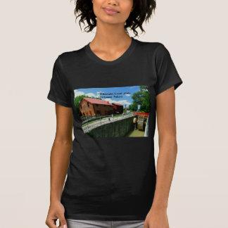 Whitewater Canal Locks Tshirts