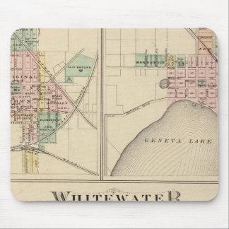 Whitewater, Elkhorn and Geneva Mousepad