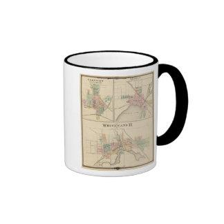 Whitewater, Elkhorn and Geneva Coffee Mugs