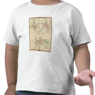 Whitewater, Elkhorn and Geneva T-shirt