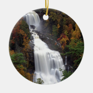 Whitewater Falls Christmas Ornament