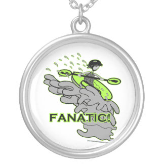 Whitewater Fanatic Custom Necklace
