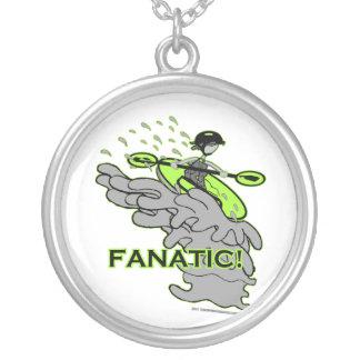 Whitewater Fanatic! Custom Necklace