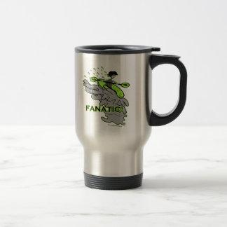 Whitewater Fanatic! Travel Mug