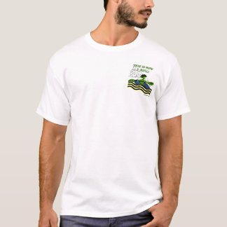 Whitewater Kayak Roll T-Shirt