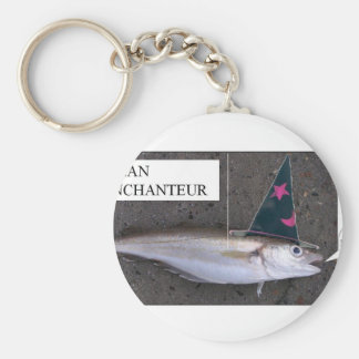Whiting the Enchanter (François City) Keychain