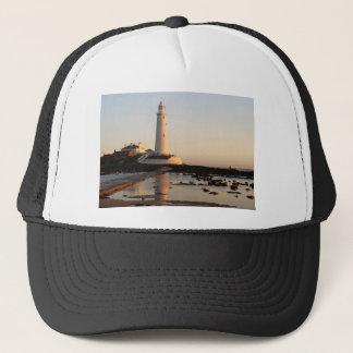 WHITLEY BAY LIGHTHOUSE TRUCKER HAT
